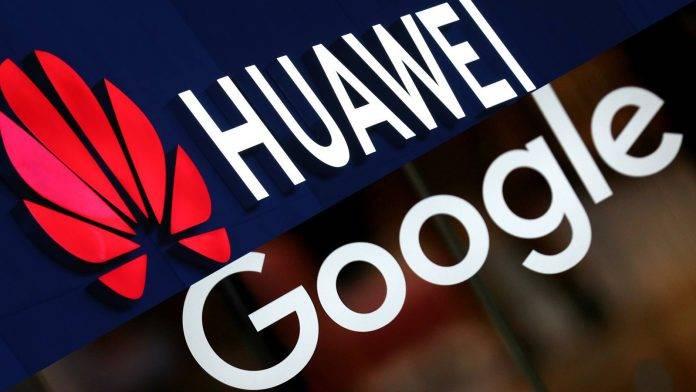 Google Bans Huawei