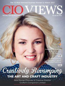 3. Sara Davis_The 10 Most Admired Business Women to Watch 2021(Vol2)