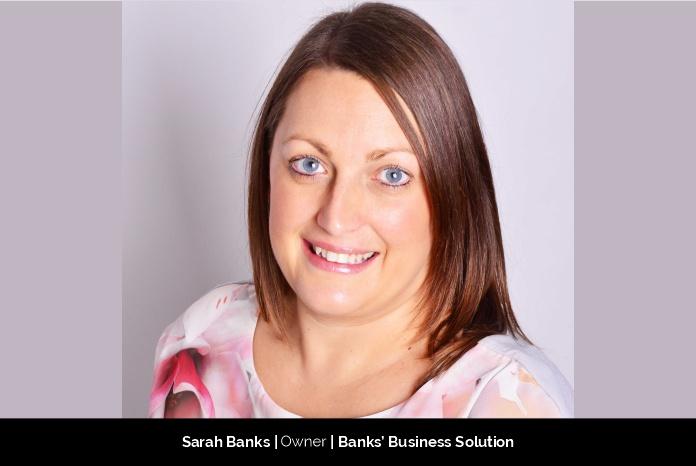 Sarah banks pics